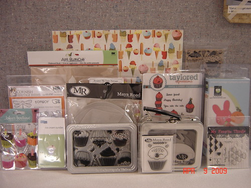 Ten lucky winners will receive a selection of this yummy prize package!