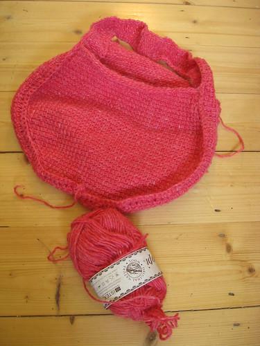 Coral Summer Bag