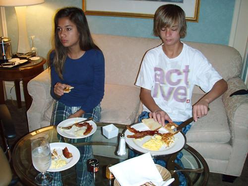 Room Service Breakfast, MyLastBite.com