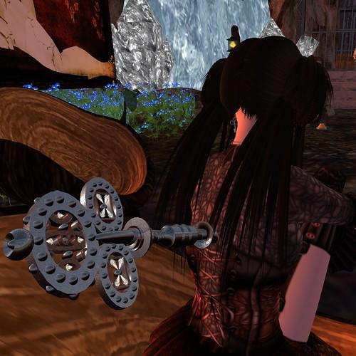 Wood Doll III