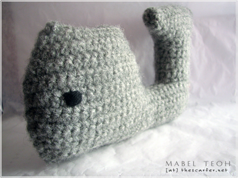 Crochet: The Grey Whale