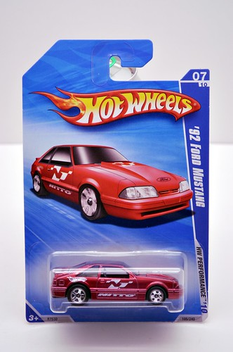 hws '92 ford mustang 1