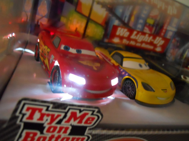 disney store cars 2 light ups diecast racers (7)
