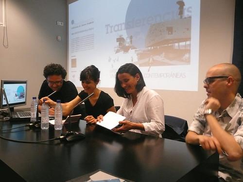 Ciclo Jóvenes arquitectos en la sede de Vimcorsa.