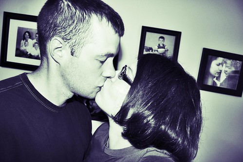 Blue Kisses