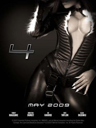 spider-man 4 -la gata negra- (1) por ti.