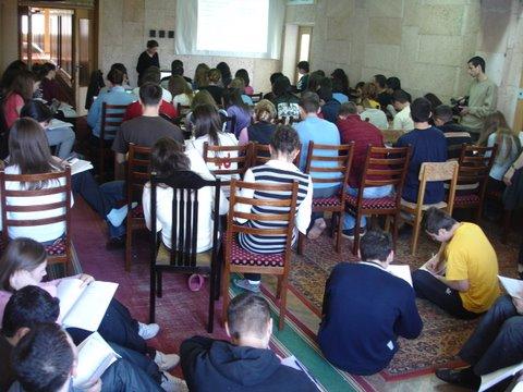 Seminarul Liderilor 2009 de la Camenca