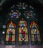 Freiburg im Breisgau - Glasfenster im Freiburger Münster - Zunftsymbole by roba66