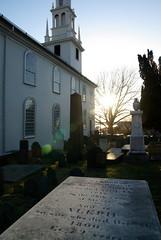 Kirche im Licht