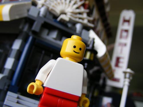 Lego Friend