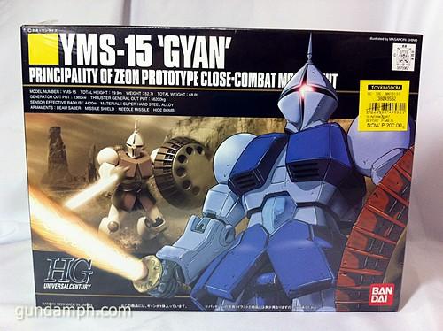 1/144 Gundam GYAN