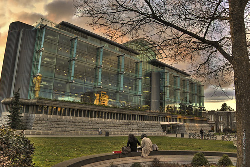 Koerner Library @ UBC Vancouver