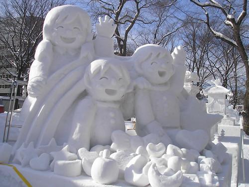 Sapporo Snow Festival (ゆきまつり) - Odori Park