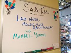 Molecular Gastronomy Class, MyLastBite.com
