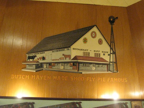 Dutch Haven Made Shoo-Fly Pie Famous