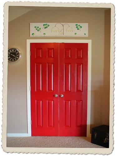 red door-Lo-Fi