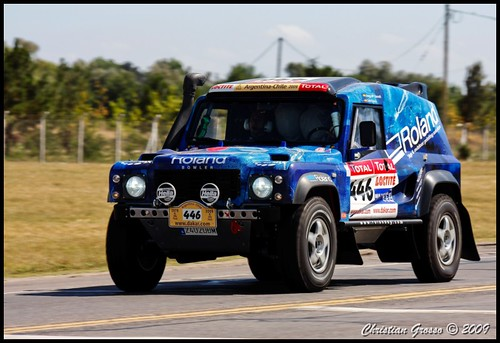 """Dakar 2009 Argentina / Chile • <a style=""""font-size:0.8em;"""" href=""""http://www.flickr.com/photos/20681585@N05/3184082772/"""" target=""""_blank"""">View on Flickr</a>"""
