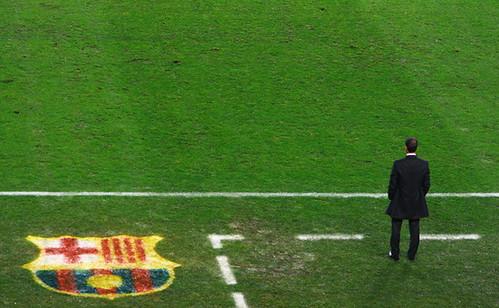 Josep Guardiola. (by Omar Corrales)