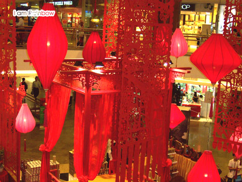 Chinese New Year @ Mid Valley Megamall 2