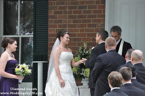 Rockwood Manor Wedding - Jessica and Ryan