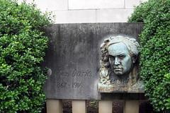 Washington DC - Foggy Bottom: OAS - Rubén Darío