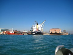 Cantiere navale all'Arsenale