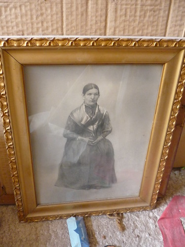 The great grandmother