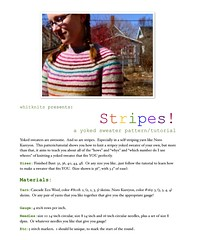 Stripes! Front Page