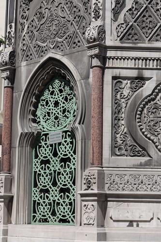 Mosque window