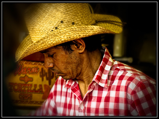 Mexican food Vendor