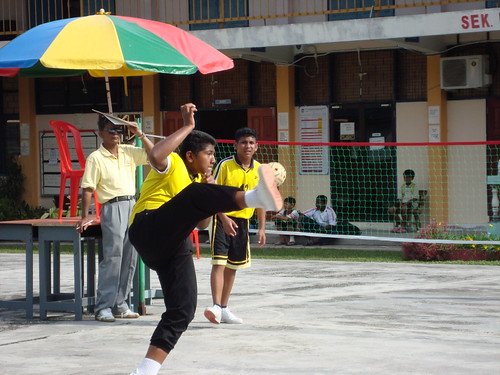 SEPAKTAKRAW 2009 BATANG PADANG by you.
