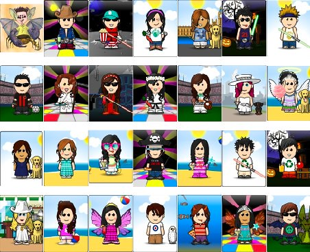 student avatars one by you.