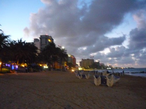 Condado by dusk