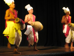 00pm - Manipur drummers