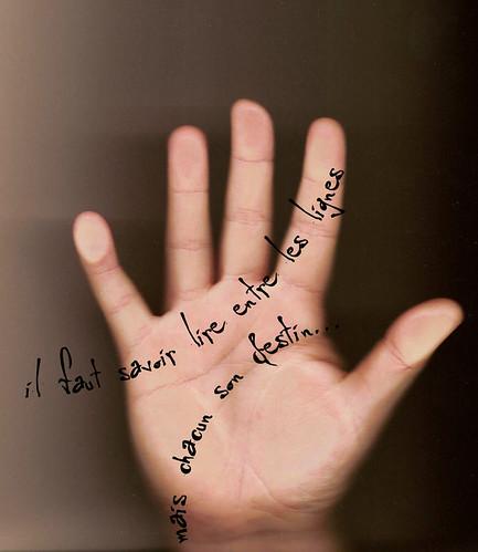 main par vous