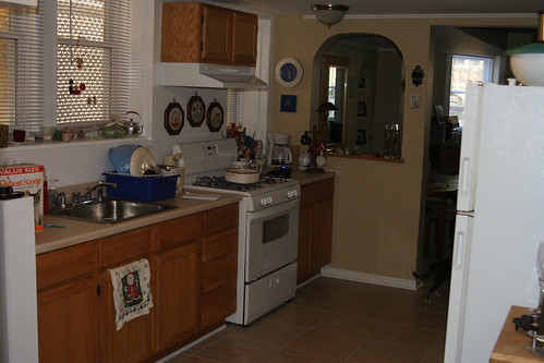 Kitchen - from hall