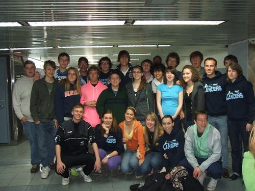 2009 GAPP students