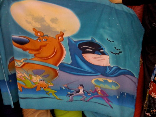Batman and Scooby