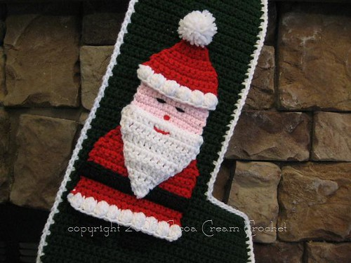Santa Stocking3