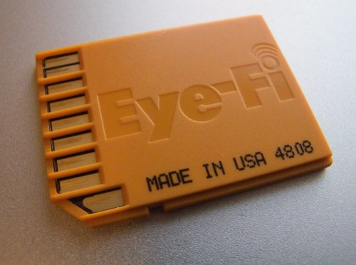 Eye-Fi + DSi