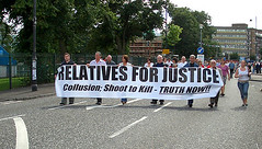 Relatives For Justice, Belfast