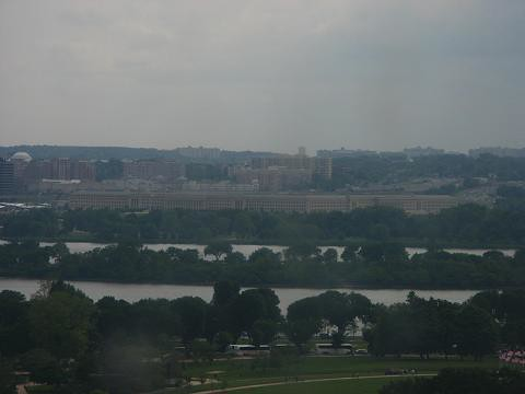 The Pentagon from the Clock Tower