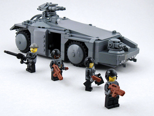 LEGO Aliens Colonial Marines APC
