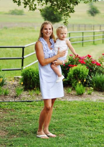 Mommy and Avie