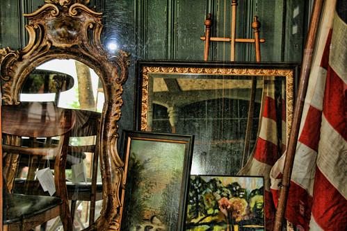 Through the Window #23—Mirrors