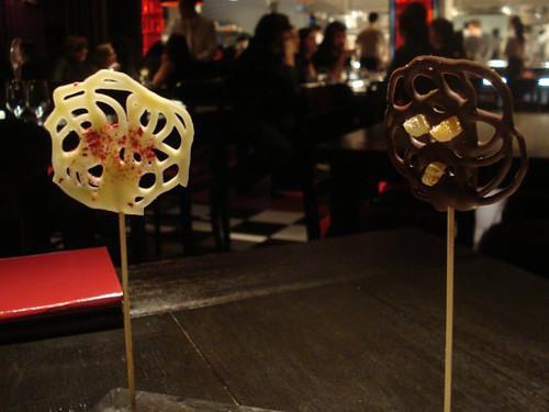 Bazaar Lollipops (photo by Ashley Rosen) MyLastBite.com