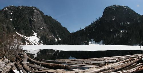 Deeks Lake, 24 May 2009