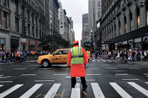 274-365 Crossing Guard