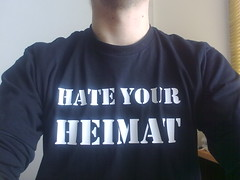 Hate your Heimat