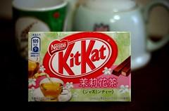 KitKat Jasmine Tea